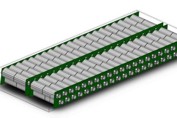 Rack Batterie